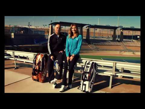 HEAD Star Series Promotion feat. Andre Agassi and Steffi Graf