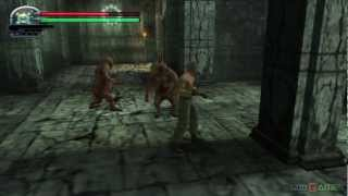 Altered Beast - Gameplay PS2 HD 720P
