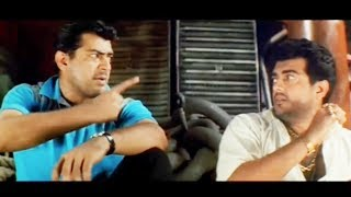 Ajithkumar (Jeva) & Guru are twins brother meets for first time as stranger | Cinema Junction HD