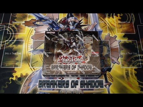 Donnerstags Opening - Breakers of Shadow Display