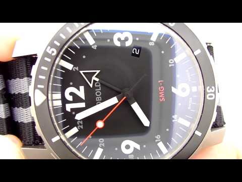 Kobold SMG-1 Watch (KeepTheTime.com)