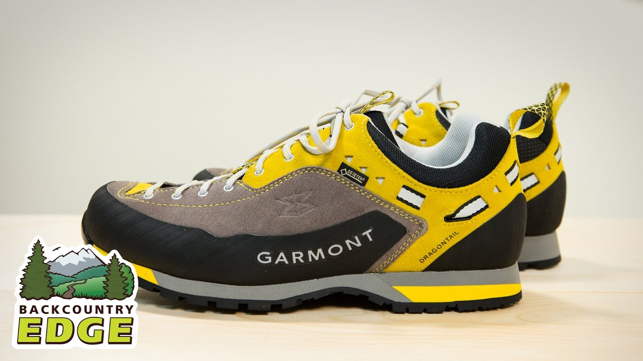 912256827cb1 Garmont Men s Dragontail LT GTX Approach Shoe - YouTube