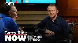 If You Only Knew: Simon Pegg