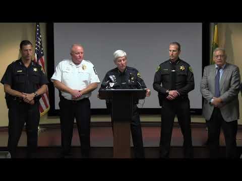 Multi County Agency Arrest