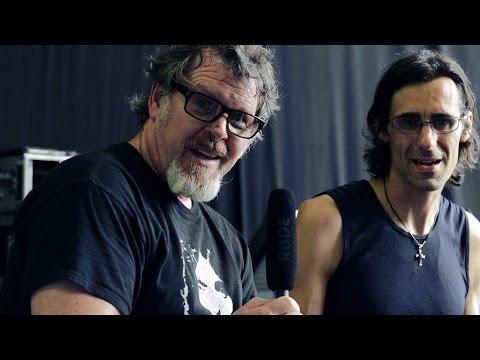 Pat Mastelotto & Tobias Ralph (ToPaRaMa) - drumtalk [special]
