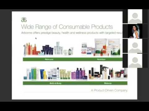 RVP Alana Kennedy - Discover Arbonne May 2017