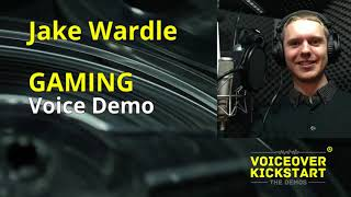 Jake Wardle - Video Game Voiceover Demo