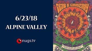 dead company live from alpine valley 62318 set ii opener