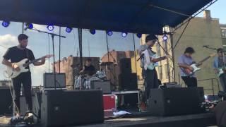 Modern Aquatic, Juneau, Midpoint music festival