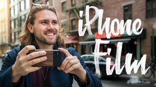 I shot a FILM on an IPHONE! + $15k GIVEAWAY