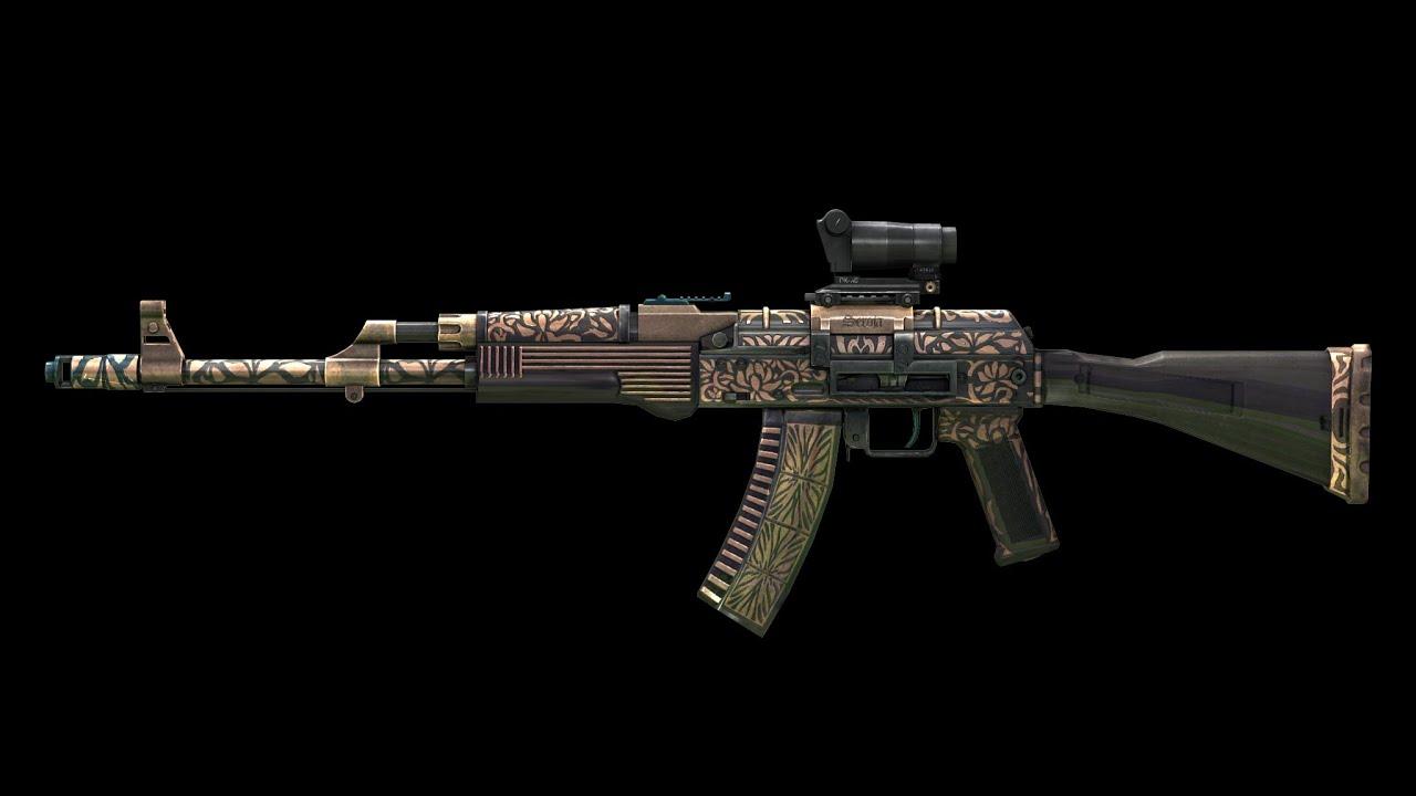 Ak74m: [AVA]AK-74M Seroja Rebalancing