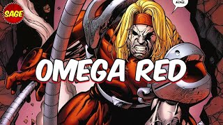 "Who is Marvel's Omega Red? Russian ""Weapon X"""