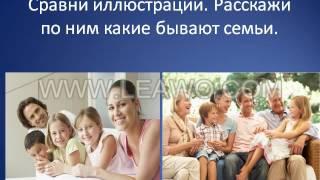 """Презентация к УРОКУ: """"Семья и семейные отношения"""".Макаров С.П."""