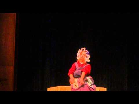 Island Trees High School Les Miserables ERIN as Young Cosette