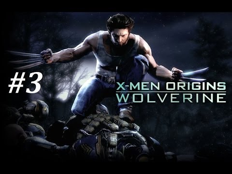 X-Men Origins: Wolverine Walkthrough (3) Dr. Frost