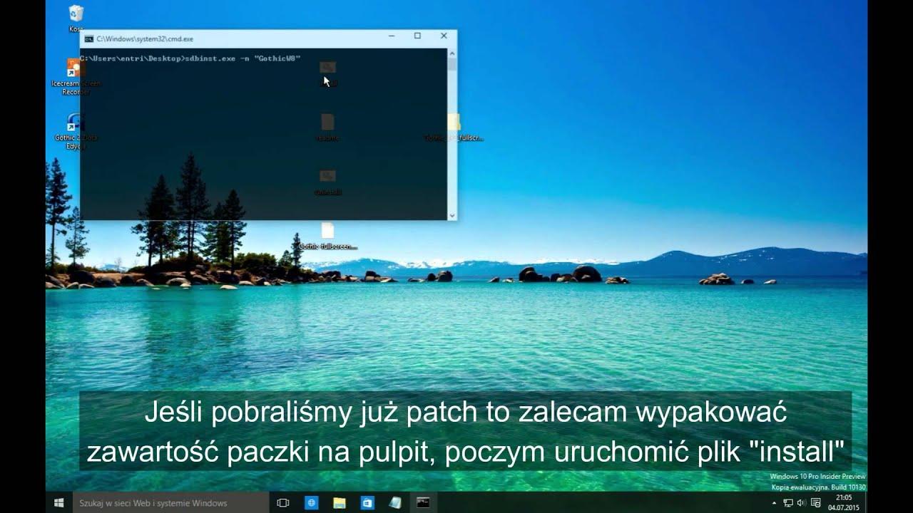 Gothic 2 na Windows 10 - YouTube  Gothic 2 na Win...