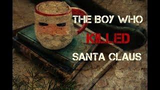The Boy Who Killed Santa Claus by Mark Allan Gunnells   Christmas Horror Tale