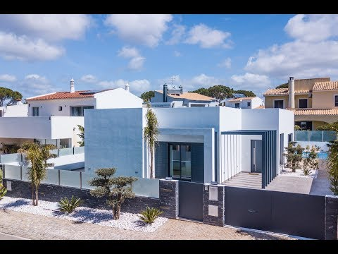 New Modern Design One level Villa in a Nice Residential area - PortugalProperty.com - PP3123