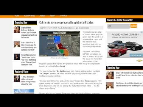 California Divide