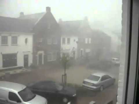 Extreme Weather Netherlands