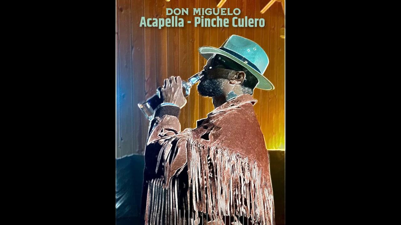 Don Miguelo - Acapella - Pinche Culero
