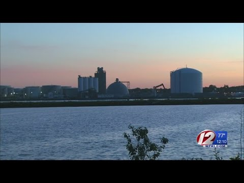 Port of Providence Dedicates New Barge