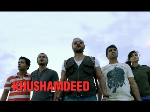 Khushamdeed (Video Song) | Go Goa Gone | Saif Ali Khan, Kunal Khemu, Vir Das