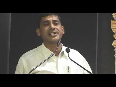 Devi Ahilyabai Holkar award with Shraddhey Dr. Pranav Pandya | Indore @ 11th Jan 2010