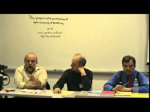 Left Forum 2014, The Economic Crisis And Crisis Theory II