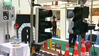 TransCaspian RoadTraffic 2014 TV News ITV