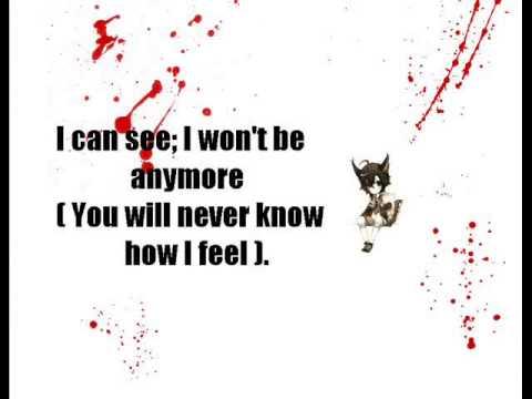 No escape - Seremedy ( lyrics ).