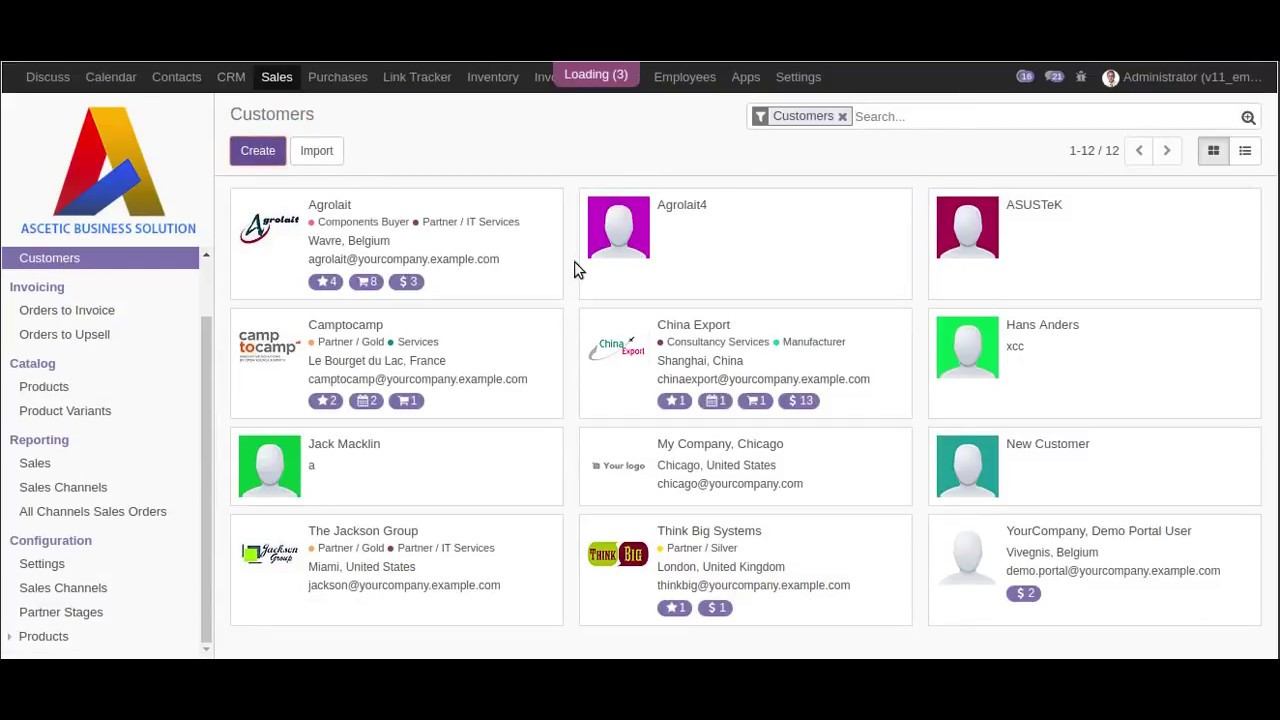 Our Free Odoo Apps   Ascetic Business Solution LLP
