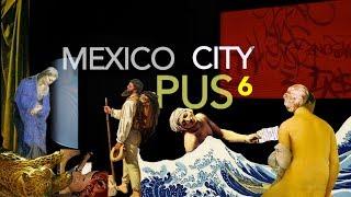 Uroborus in Mexico City Pus capítulo 6