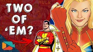 SHAZAM! and Captain Marvel Explained - Quick Take