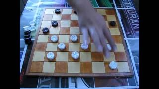 Очень красивые комбинации в шашках! Как провести комбинацию? Анализ вариантов и комбинационных идей.
