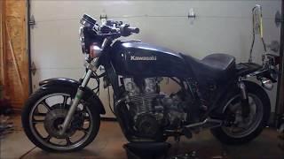 Junker KZ1100 -  Will she run?