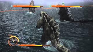 Godzilla Ps4: Godzilla 1964 vs Godzilla vs Godzilla 2014