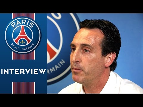 INTERVIEW - UNAI EMERY