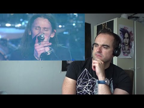 Alter Bridge - Blackbird Live Reaction