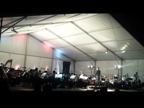 Overature of 1812 with the Oregon Symphony 2014