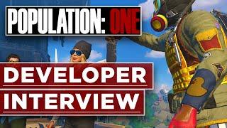 Inside POPULATION: ONE - Developer Interview & HD Gameplay