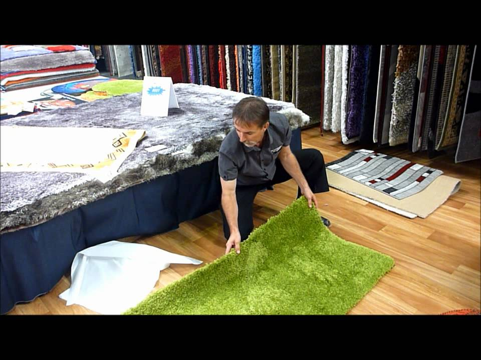 How To Stop Rugs From Moving Or Slipping Youtube