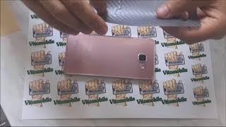 Інструкція з поклейки карбоновои плівки на лицьову сторону смартфона