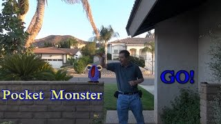 pocket monster go like pokemon go
