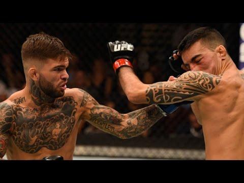 Cody Garbrandt KOs Thomas Almeida At UFC Fight Night 88