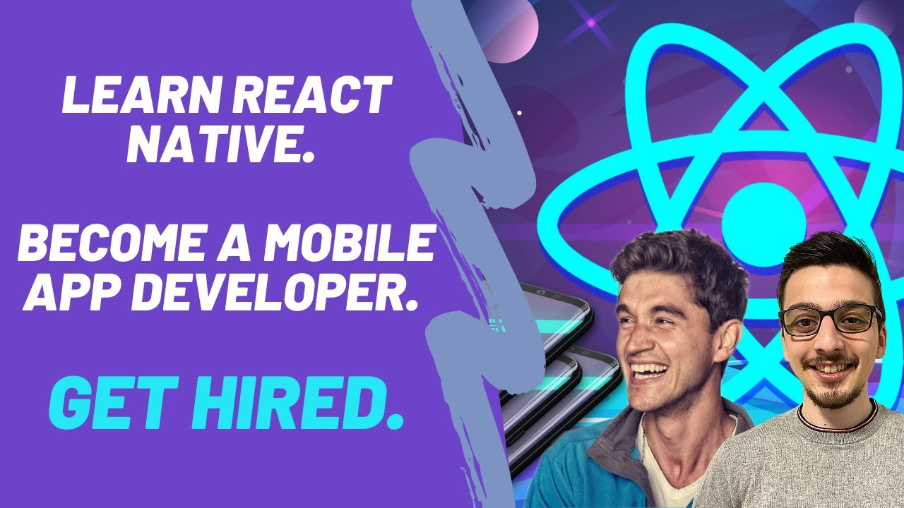 Learn React Native. Get Hired. | Complete React Native Developer in 2021: Zero to Mastery