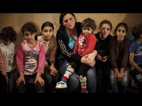 Армения принимает беженцев из Нагорного Карабаха