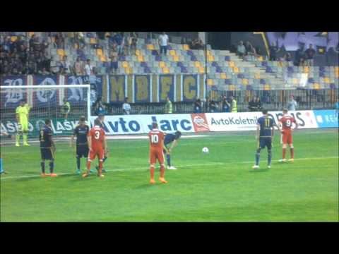MARIBOR:FC Aberdeen 1:0 (0:0) Evropska liga,3 predkrog,povratno srečanje