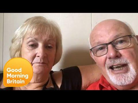 British Couple On The Coronavirus Infected Cruise Ship Test Positive | Good Morning Britain