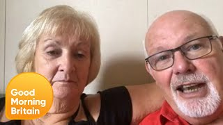 British Couple on the Coronavirus Infected Cruise Ship Test Positive | Good Morning Britain